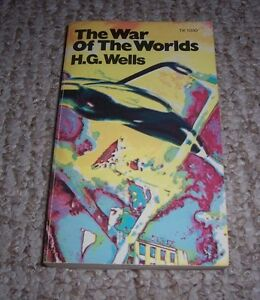 1974 The War of the Worlds H G Wells Scholastic Book Services SBS TK 1030