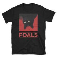 Cat Foals Tour T-Shirt For Man And Women