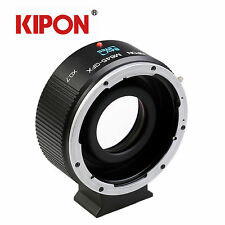 Kipon Optic Adapter Focal Reducer for Mamiya 645 Lens to Fuji GFX Medium Camera