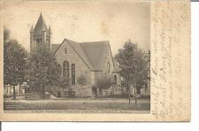 (H) Udb First Presbyterian Church Ithica, Michigan 3/01/1907