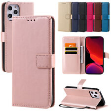 Cover For iPhone 12 11 8 7 6 5s X Xs Pro Max Case Leather Wallet Flip Shockproof