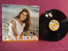 Dalida / Raymond Lefevre, Dalida, Barclay Records LPJ 5018, 1961, Pop, Chanson