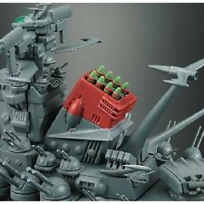 BANDAI Soul of Chogokin GX-57 SPACE BATTLE SHIP YAMATO Action Figure Japan new.