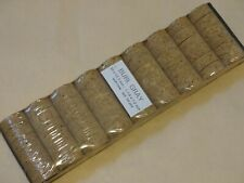 """54 Rod Building Wrapping Corks4US 1 1/4""""x1/2""""x1/4"""" Burl Cork rings Gray"""