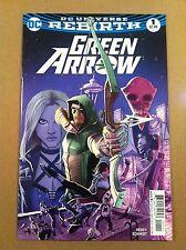 GREEN ARROW (2016) #1 A REGULAR JUAN FERREYRA COVER DC REBIRTH NM 1ST PRINTING