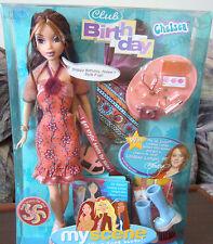 NIB Mint My Scene Doll Chelsea Club Birthday RARE