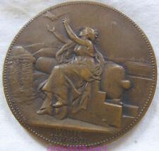 MED6724 - MEDAILLE PARIS 1870-1871 COLOMBOPHILIE MILITAIRE par DEGEORGE