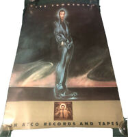 PETE TOWNSHEND Empty Glass 1980 ATCO Records Promo Only POSTER The WHO Mod
