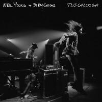 NEIL YOUNG + STRAY GATORS Tuscaloosa (2019) etched 11-track vinyl 2-LP NEW