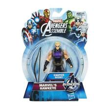 NEW HASBRO MARVEL AVENGERS ASSEMBLE MARVEL'S HAWKEYE WITH SNIPER BOW A7088