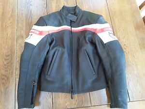 Dainese leather jacket Size 42 Small