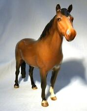 BESWICK NEW FOREST  PONY 1646 2nd VERSION LOOSE TAIL BAY GLOSS