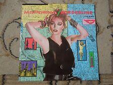 "Madonna Borderline RARE 1st Issue 12"" Single"