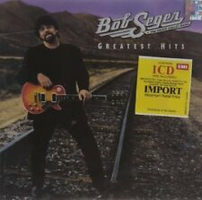 Bob Seger & The Silver Bullet Band Greatest hits (1994) [CD]