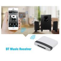Wireless Bluetooth Audio Receiver Adapter to 30-Pin Speaker for iPod iPhone