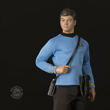 "QMX Star Trek TOS: LEONARD ""BONES"" McCOY 1:6 Scale Action Figure"