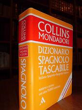 Dizionario Spagnolo tascabile - COLLINS    1993