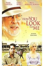 How You Look to Me (DVD, 2007) - New