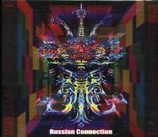 Russian Connection - Japan CD Natural Brain Killers Free Q. Sense Osom G-Light