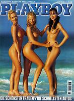 Playboy Juni/06/1997      Melanie Anschütz & Victoria Silvstedt*