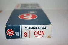 C42N AC SPARK PLUG LOT OF 8
