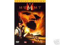 THE MUMMY - SPECIAL EDITION - DVD - NIEUW - REGIO 2