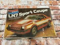 LN7 Sport Coupe Monogram 1/32 2008 Car Model Kit Sealed