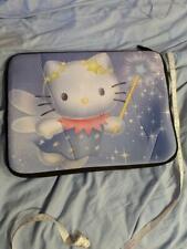 "Hello Kitty 15"" Inch Design Laptop Notebook Soft Case Bag Cover RARE"