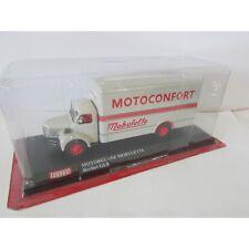 Camion miniature 1/43 - BERLIET GLR - MOTONECANE MOBYLETTE