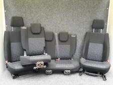 Suzuki SX4 BJ 2012 Sitzausstattung Sitze Innenausstattung Stoff 06-13