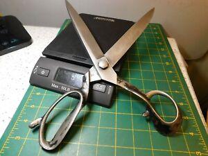 """Vintage Wiss #38 S.M.S. 12.5"""" Cutting Scissors Seamstress Dressmakers Shears"""