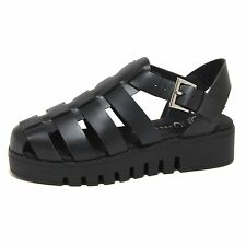 8811N sandalo donna JEFFREY CAMPBELL nero shoes sandals woman