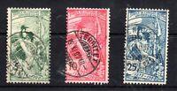 Switzerland 1900 UPU fine used set WS14776