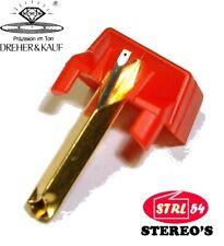 N92E Dreher & Kauf pour SHURE M92E N92 M99E N99E M104E N104E stylet ELLIPTIQUE