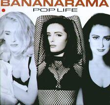 "BANANARAMA "" POP LIFE  "" LP NUOVO  LONDON"