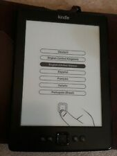 Amazon D01100 Kindle 4th generación 2GB Wi-Fi 6 pulgadas Ebook Reader