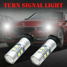 2x BMW Serie 3 F30 F31 F34 PW24W Luz de  Auto Tail Lamp Luz diurna Bombilla LED