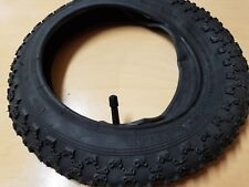 2x Deli-Tire Pram/Jogger/Kid's Bike Tyre & Tube 12 1/2 x 2 1/4 Inch (62-203)