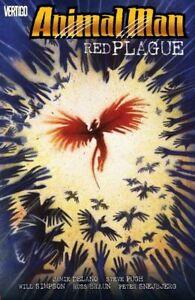Animal Man: Red Plague (Volume 7) TP - Vertigo Comics Graphic Novel - NEW