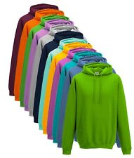 Cotton Rich Hooded Sweatshirt Sweat Hoody Hoodie More than 40 Colours XS - 5XL