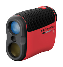 NEW Leupold PinCaddie 2 Golf Digital Laser Range Finder w/ Pinhunter Technology