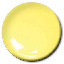Light Yellow Gloss Enamel Paint  (1/4  oz  bottle) Testors  1112