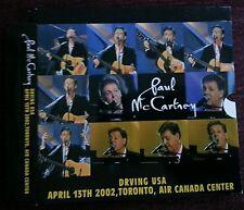 "PAUL MCCARTNEY BEATLES ""DRIVIN' USA"" 2CD BOX SET RARE JAPAN STONEAGE IMPORT"