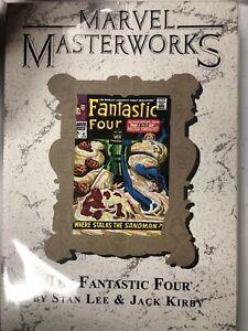Marvel Masterworks The Fantastic Four Vol.34 (2011) Marvel TPB SC Stan Lee