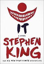 It by Stephen King (read description)