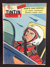 Fascicule périodique Journal Tintin N° 8 1956 TBE Weinberg
