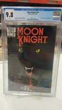 MOON KNIGHT #29 (Marvel Comics, 1983) CGC Graded 9.8 ~ WHITE Pages