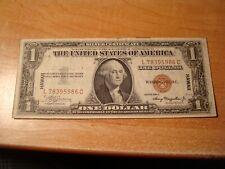 HAWAII NOTE $1 Silver Certificate 1935-A Emergency Note One Dollar FR 2300