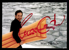 Max Gertsch Autogrammkarte Original Signiert # BC 57445