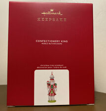 New Hallmark 2020 Confectionery King Noble Nutcrackers Ornament, 2nd Series